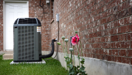 install a new or replacement central air conditioning system